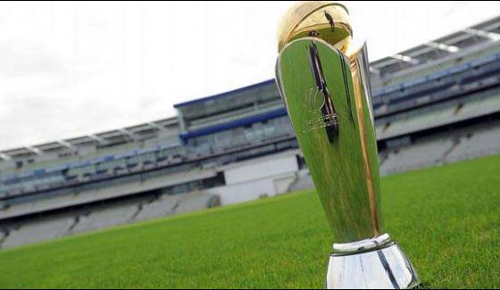 Each Over Of Champions Trophy Final Will Be Of Five Billion