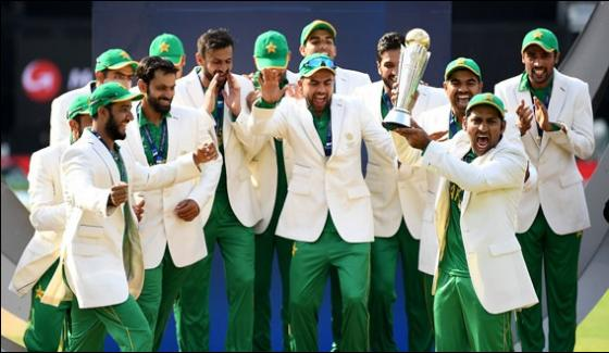 Final India Lost By 180 Runs Pakistan Became Champions
