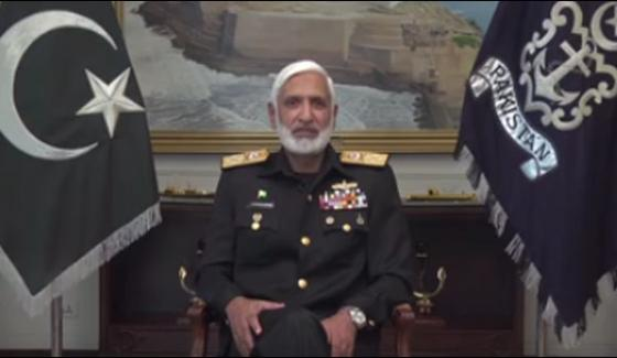 Naval Chief Send Congratulation Message To Pakistan Cricket Team Over Winning Champions Trophy