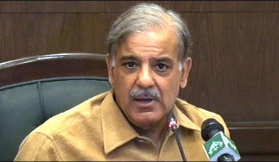 Opponent Cannot Criticise Us Over Our Planes Shahbaz Sharif