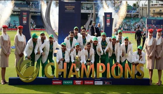 Pakistan Became Worlds 6th Best Team In Odi Cricket