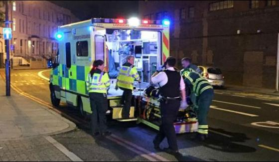 Another Incident Vehicle Bunch On Civilians In Londonseveral Injured
