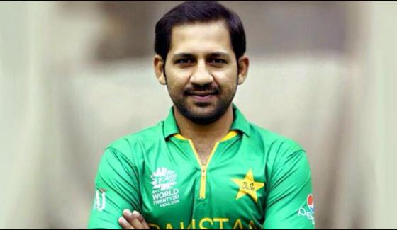 In The Final The Pia Promoted Sarfraz Ahmed In Group 7