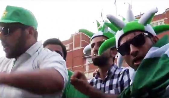 London Celebration On Pakistan Victory