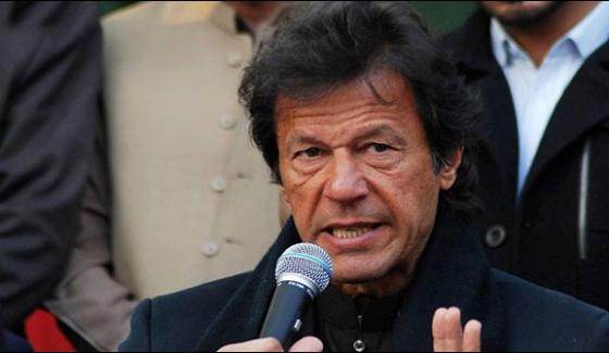 Corruption Is Still Derail The Countrys System Imran Khan