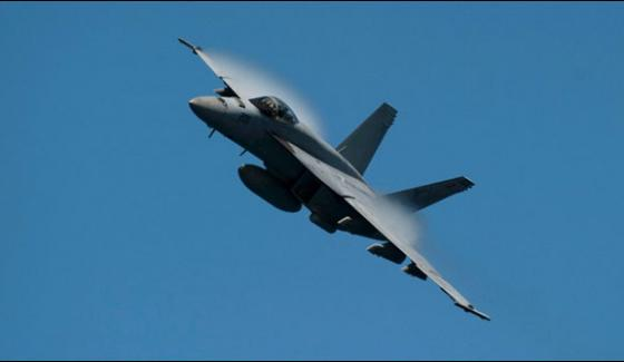 Syria Syrian Fighter Plane Shot Down A Us Alliance