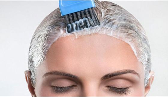 Hair Dyes Are Linked To Chemicals That Can Cause Cancer