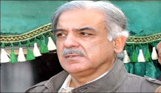 Jhang Of Power Plant Will Start Production Test Tonight Shahbaz Sharif