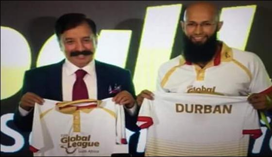 Rana Ahmed Bought The South African Cricket League Team