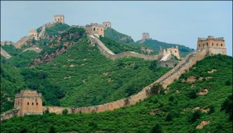 Rebuilding Of The Great Wall Of China Is A Difficult Task