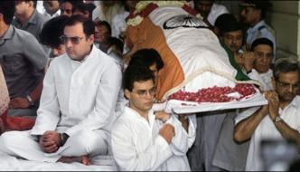 The Murder Of Rajiv Gandhi The Perpetrator Asked For Permission Of Suicide