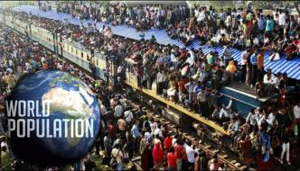 The Worlds Population Will Be 98 Billion By 2050
