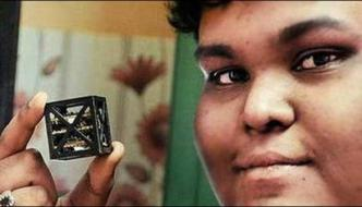 The Worlds Smallest Satellite Released In Space