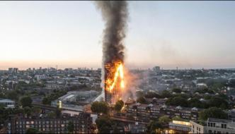 London Fire Tests Fail Thousands Of People Moved Into Temporary Shelters