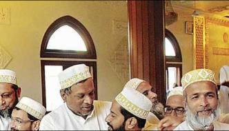 Karachi The Bohri Community Is Celebrating Eid Al Fitr Today