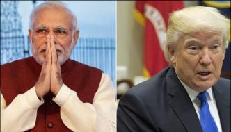 Modis Washington Visit To Meet Us President