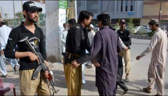 Quetta Security Plan On Night Before Eid