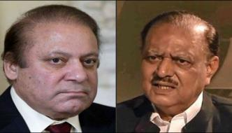 President Mamnoon Hussain And Pm Nawaz Woes On Ahmedpur Incident