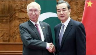 Pakistan And China Agreed To Strengthened Contacts And Mutual Contacts