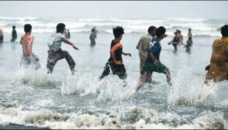 20 Arrested In The Sea
