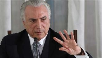 Brazils President Michel Temer Charged With Taking Bribes