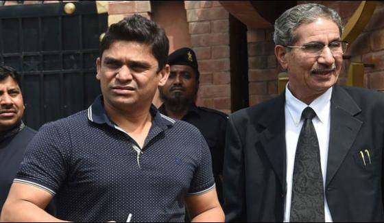 Suspended Cricketer Khalid Latif Once Again Review His Decision