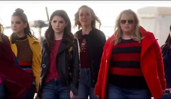 First Trailer Of Pitch Perfect 3 Released