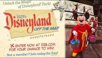 The Original Map Of Disney Land Sold At 7 Million