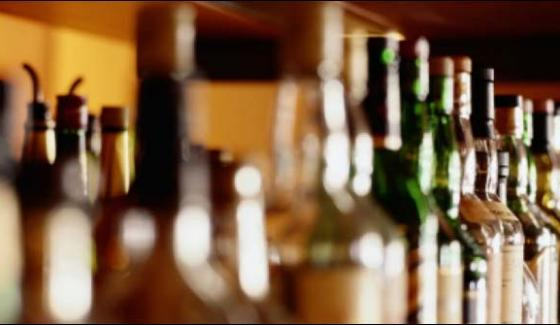 Fake Liquor Factory Sealed In Sargodha With 2 Criminals Arrested
