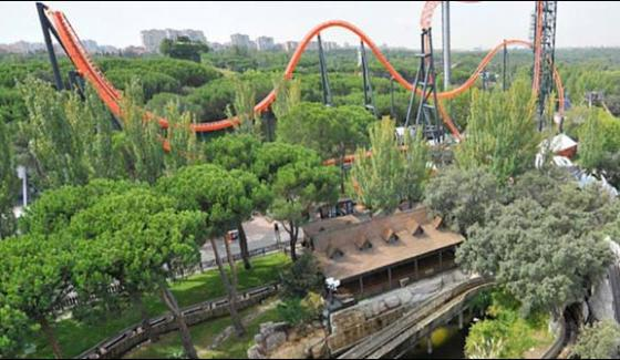 Spain 26 Injured In Roller Coaster Accident