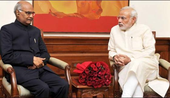 India Presidential Elections 2017 Ram Nath Kovind Vs Meira Kumar
