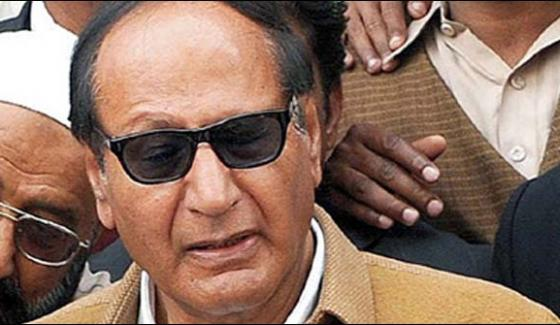 The Supreme Court Is Doing The Parliament Work Chaudhry Shujaat