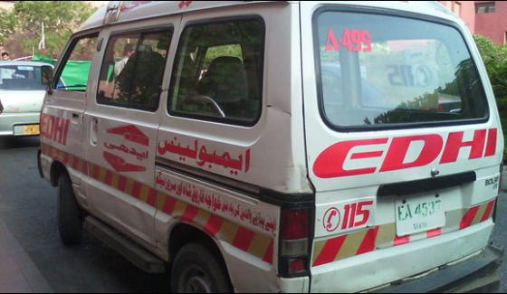 Karachi A Dead Body Found Of A 13 Year Old Employee From Home