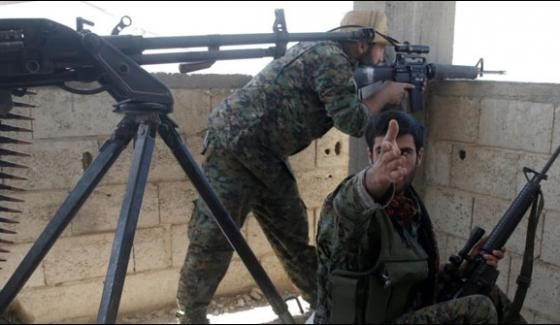 Syrian Forces Claimed To Seize Isis Stronghold Al Yarmouk