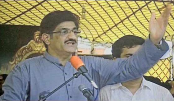Nawaz Sharif Is Not Eligible Murad Ali Shah