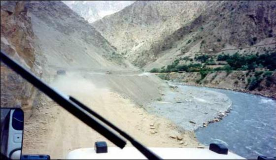 Three Die As Jeep Plunges Into Chitral River