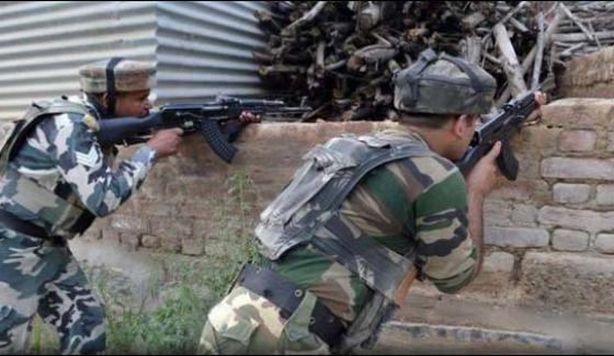 Occupied Kashmir Indian Forces Killed 3