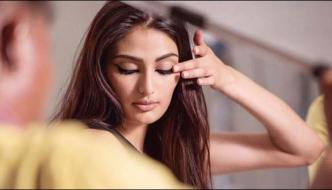 Athiya Shetty I Was Aishwaryas Poonch