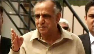 Chairman Secp Zafar Hijazi Has Been Arrested