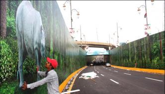 Munawar Soharwardi Shaheed Underpass Completed Inaugurated Today