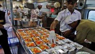 Reported Food Is Being Provided In Indian Trains