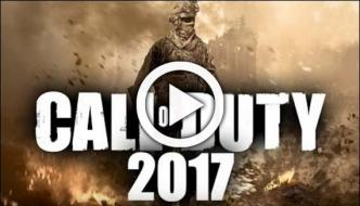 Call Of Duty New Trailer Released