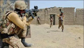 Operation Radd Ul Fasaad In Qilla Saifullah Loralai And Dera Bugti District
