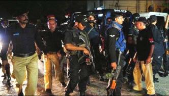 Karachi Police Kills 4 Terrorists In Encounter