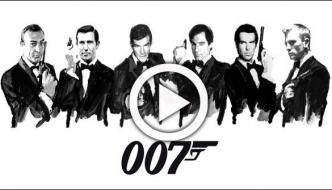 Preparations For The Movie On Famous Character James Bond 007 Starts