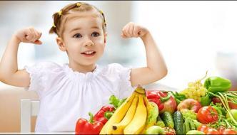 Food Diet Affects Children Development