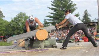Lumberjack World Championships In Us