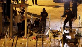 Israel Removed Metal Detectors From Al Aqsa Mosque