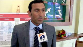 I Want To Make Son Squash Player Younis Khan