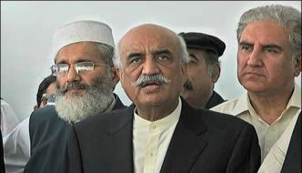 Khusheed Shah Is A Crime Not To Hide The Citizenship Or Taking Dual Citizenship